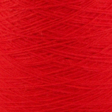 4 ply acrylic 500g cone - red 18